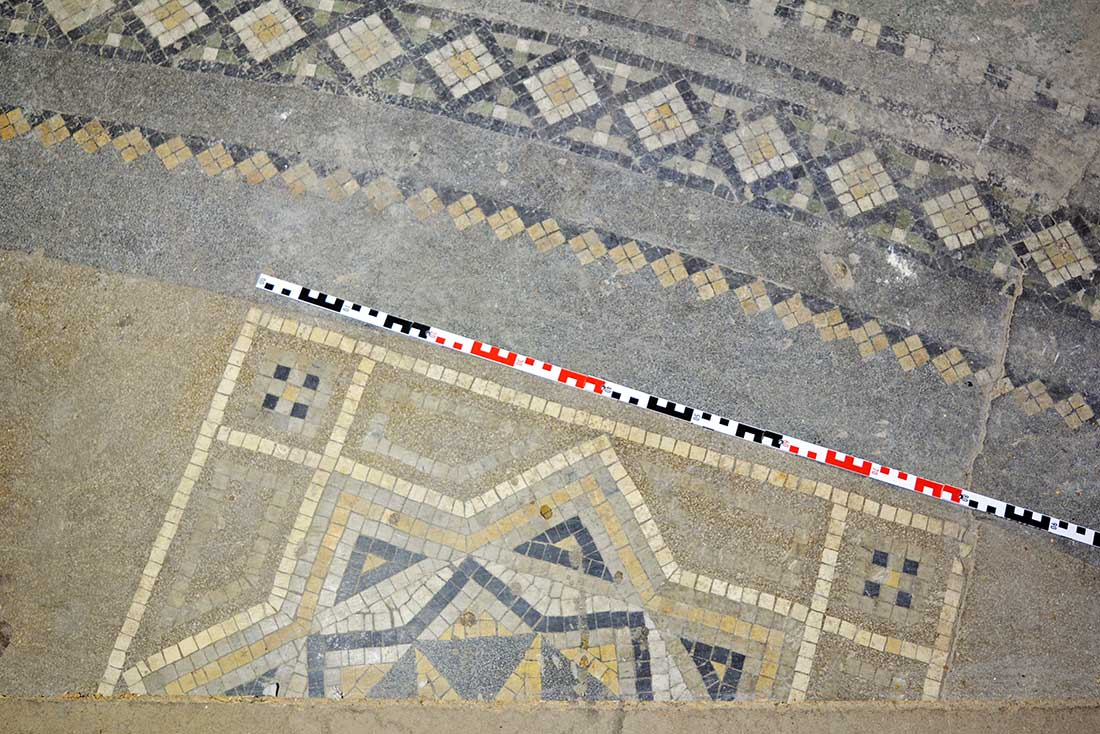 Admiralspalast Mosaikboden