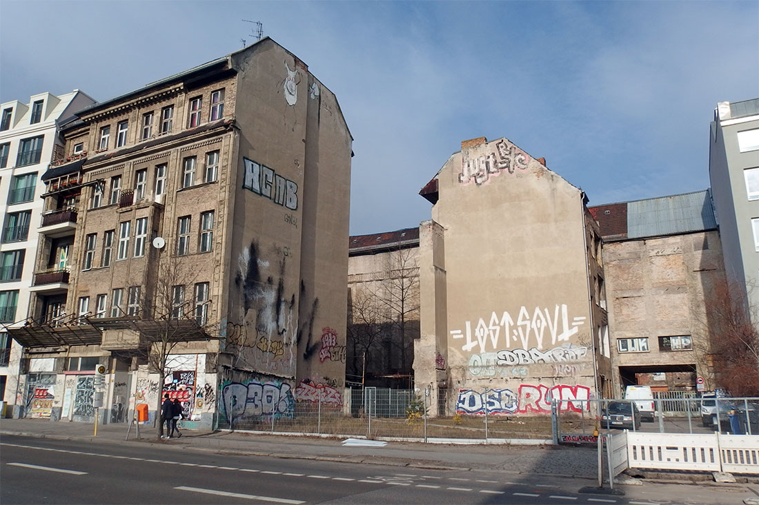 Eisfabrik Köpenicker Straße